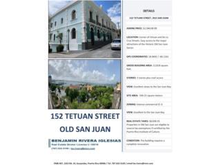 152 Tetuan Street, Old San Juan