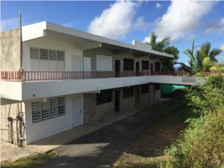 Vendo edif 10 apts $225000 Jagueyes Yabucoa