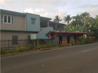 Prop Comercial 2 casa + negocio