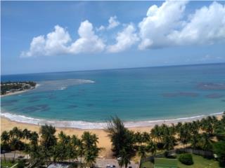 Cond Playa Azul Piso alto vista espectacular!