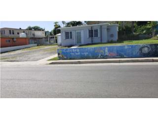 Culebra  casa frente aeropuerto buen terreno