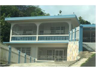 Casa de dos plantas en Bayamon (Cerro Gordo)