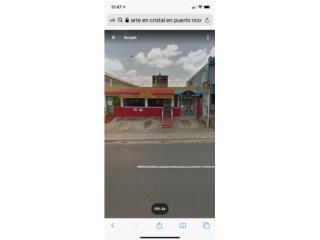 Edificio Comercial 3 locales con pizzería  Bienes Raices Puerto Rico