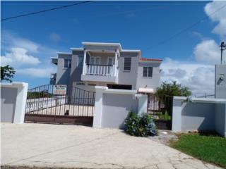 Casa con vista al mar.Quebradillas, PR.