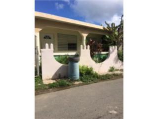 Casa de Cemento con Marquesina Barrio Fuerte