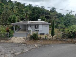 Se vende casa de campo en Yaurel, Arroyo PR
