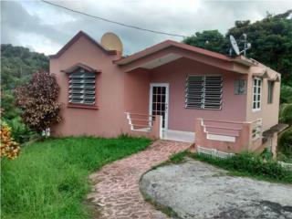 Se vende terreno con 2 casas
