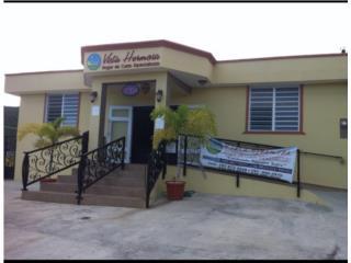 Edificio comercial , Vivienda o Hogar d cuido