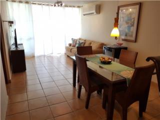 Apartamento en Puerto Azul, Combate