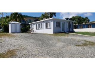 Casa Culebra buen terreno  frente aeropuerto