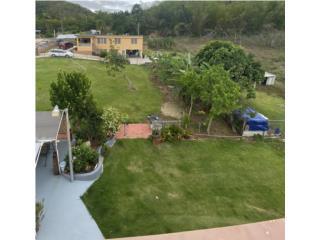 2cuerdas de terreno con 2 casas