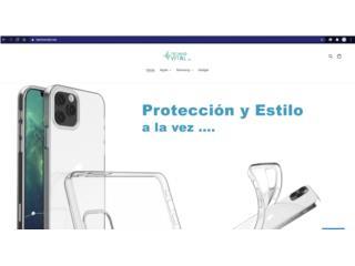 Negocio de venta de artículos de celulares
