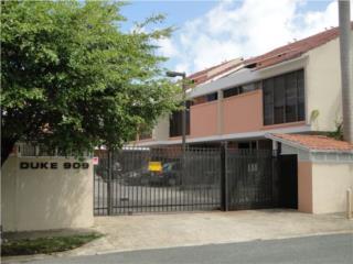 Town House Duke Chalets en San Juan