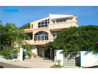 House, Guanica, 5 BD, 3.5 BTHS, $425K, Pool. Bienes Raices Puerto Rico