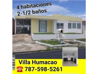 Villa Humacao Back to Market Bienes Raices Puerto Rico