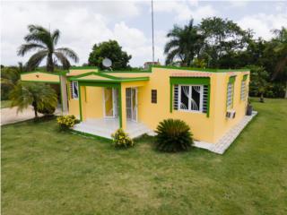 Bo. Callejones 2 cuartor, 2 banos, gated Bienes Raices Puerto Rico