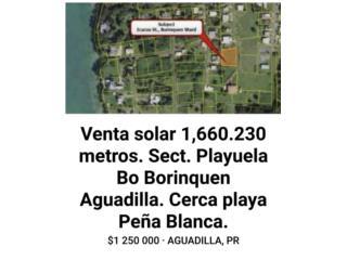 venta de solar 1660.230 pasos de