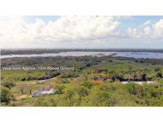 9.7+ Acre Views to Caño Tiburones, Arecibo