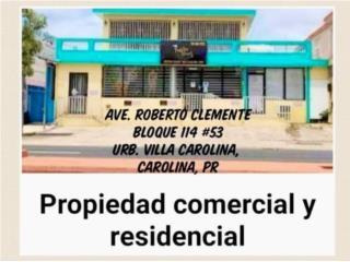 Edificio Comercial y Residencial