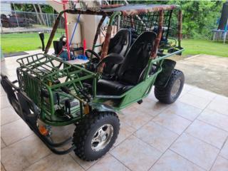 go kart 200cc casi nuevo edición militar Puerto Rico