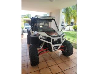 Polaris RZR 1000 Puerto Rico