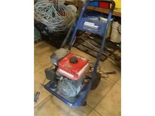 Maquina de Lavar a precion 2800 L/P 6HP, Puerto Rico