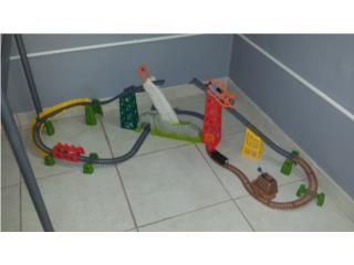 Thomas and Friends Track Master, Puerto Rico
