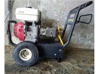 Maquina de Lavar a Presion 3,000 lbs/psi, Puerto Rico