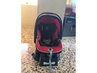 Car seat Peg Perego $50, Puerto Rico