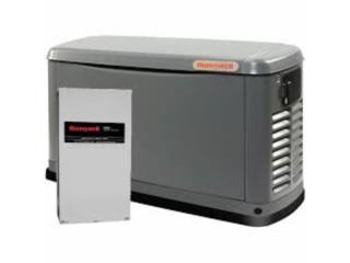 Honeywell 16Kw Automatic Transfer Generator , Puerto Rico