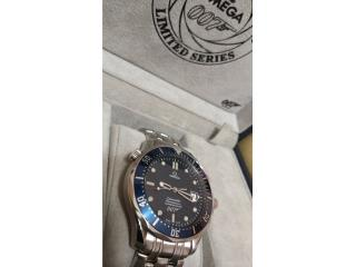 OMEGA LIMITED SERIES 40 ANIVERSARIO 007, Puerto Rico