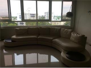 Moderno Mueble en piel, Puerto Rico