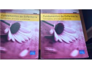 libro Fundamentos de Enfermeria, Puerto Rico