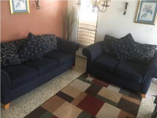 muebles por viaje, Puerto Rico