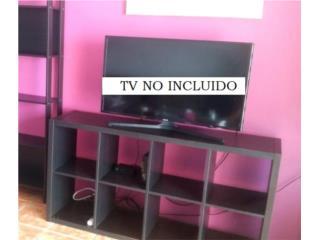 TV STAND/LIBRERO!, Puerto Rico