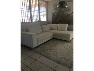 Sofa en L, Puerto Rico