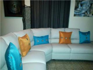 Sofa natuzzi piel genuina , Puerto Rico
