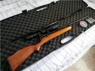 Rifle  de gas, Puerto Rico