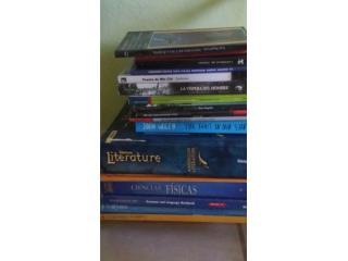 GRAN variedad de libros, Puerto Rico
