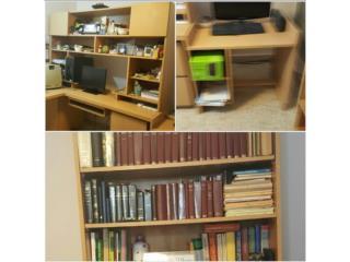 Muebles de Oficina 100% Madera, Puerto Rico