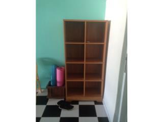 storage/bookcase, Puerto Rico