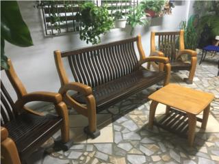Muebles bellos!!, Puerto Rico