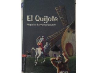 Libro El Quijote Miguel de Cervantes 78842633, Puerto Rico