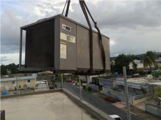 Consola de Aire Industrial, Puerto Rico