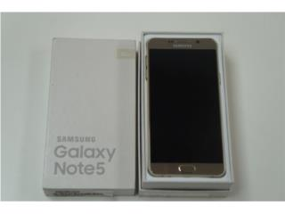 Note 5 gold edition, Puerto Rico