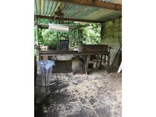 Maquina hacer viruta, Puerto Rico