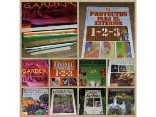 Libros jardineria, Puerto Rico