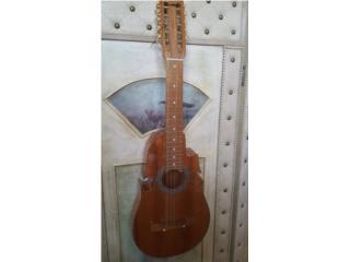 Instrumento musical cuatro, Puerto Rico