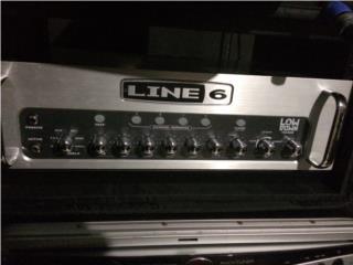 Amplificador de bajo Line 6 Lowdown HD400, Puerto Rico