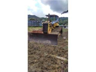 Caterpillar D5H paro arado $14,950, Puerto Rico
